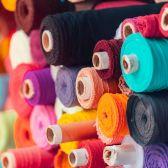 Cięcie materłaów tekstylnych , tkaninowych. Sublimacja- nadruk bezpośredni na poliestrze.